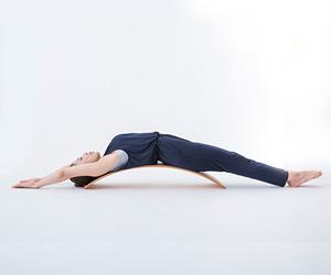 肩&腰のストレッチ
